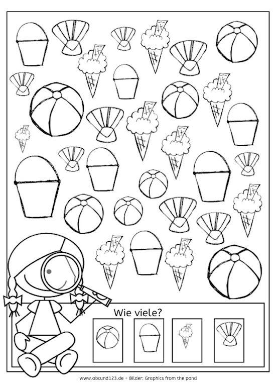 12 best maths images on Pinterest | Kindergarten, Preschool and ...