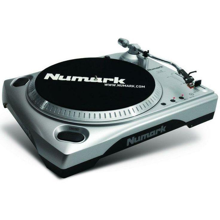 /** Priceshoppers.fr **/ Numark TT USB platine vinyle numérique