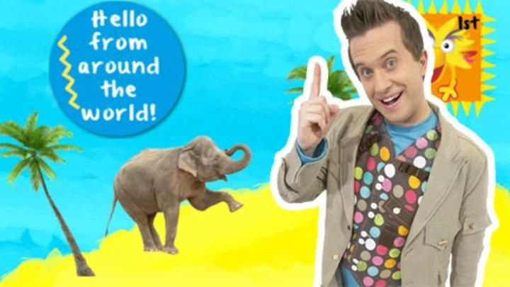 Have fun making your own Around the World Postcard with Mister Maker. Can only be played on a computer.