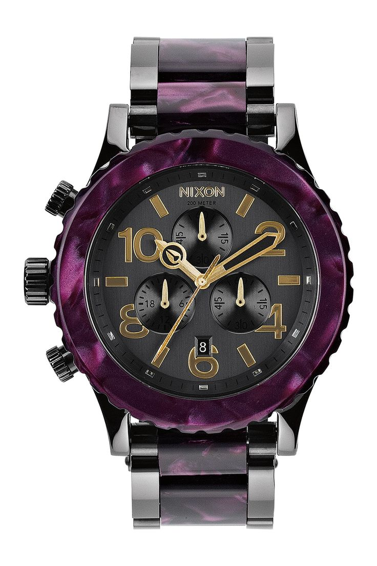 Women's 42-20 Chrono Bracelet Watch by Nixon on @nordstrom_rack