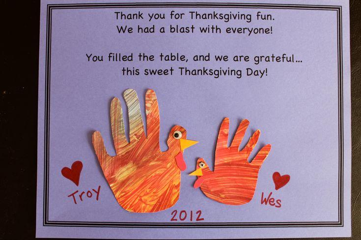Handmade Thanksgiving Gift
