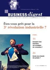 Êtes-vous prêts pour la troisième révolution industrielle ? #opensouce economy