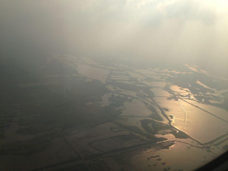#hanoi aerial view
