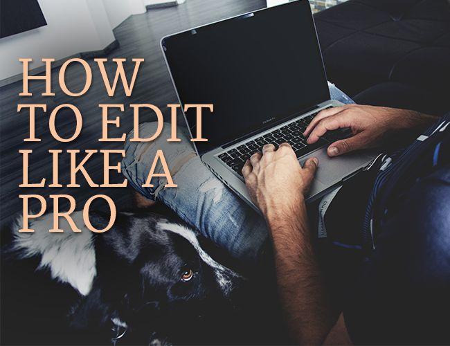 Are you ready to learn how to edit your book as well as you possibly can? Editing seems so simple, yet can be incredibly difficult to actually accomplish.