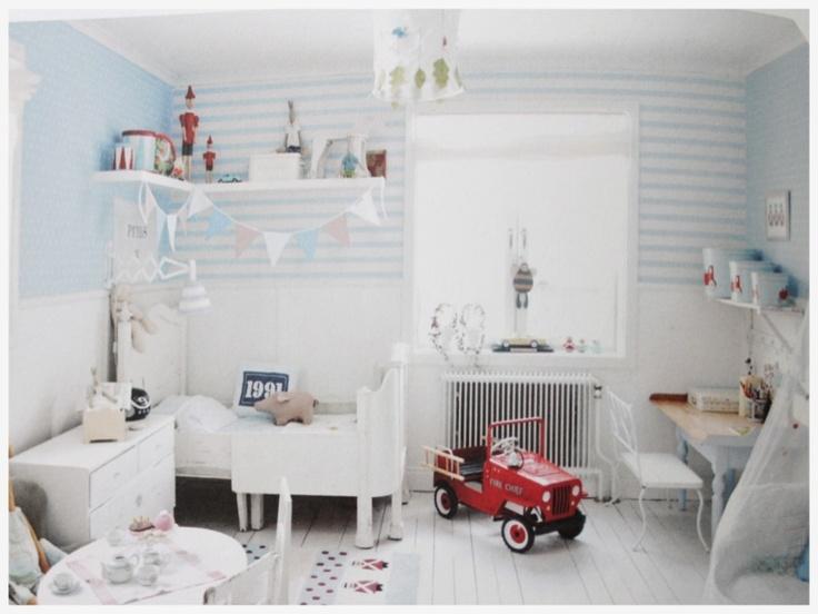 boys room...simply precious