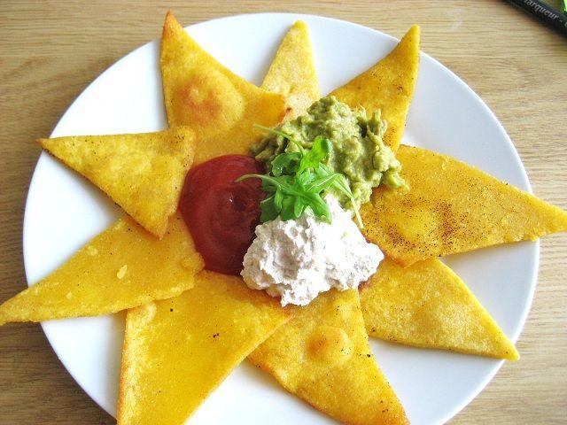 Nachos soleggianti – Ricette Vegan – Vegane – Cruelty Free