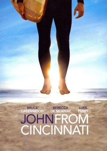 John from Cincinnati: The Complete First Season [3 Discs] [DVD]