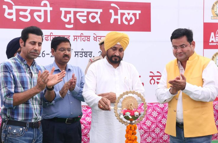 Sh. Charanjit Singh Channi, Hon'ble Technical Education Minister, Punjab was the Chief Guest in 3rd day of Aryans Youth Festival cum Tech Fest organised at Aryans Group of Colleges, Chandigarh.  #TechnicalEducationMinister #CharanjeetSinghChanni #AryansYouthFestival #AryansTechFest
