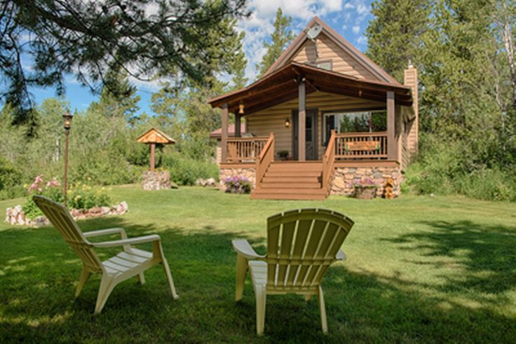Yellowstone cabin vacation rental vacation rental in for Cabin yellowstone park