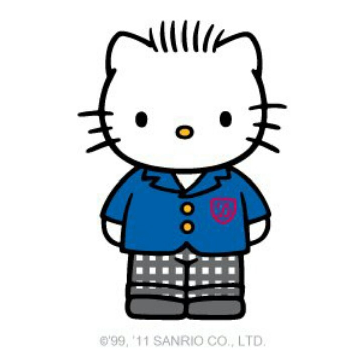 Hello Kitty And Dear Daniel Coloring Pages : Best images about hello kitty on pinterest