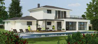 Constructeur maison BBC Bordeaux Mérignac, Gironde 33 : Bati Sud Construction