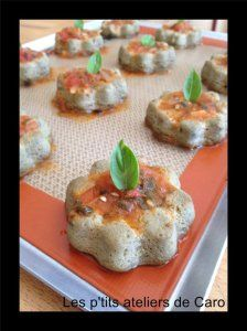 Papeton d'aubergine