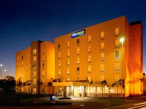 El #hotel City Express #León, #Guanajuato