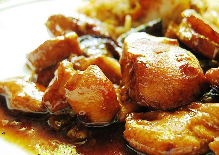 Kung Pao Chicken Recipe.