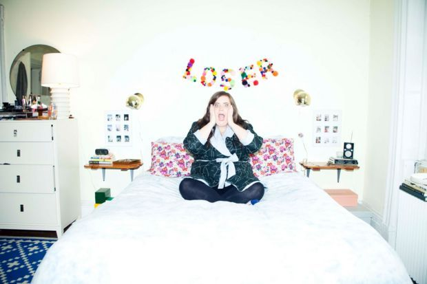 See inside SNL star Aidy Bryant's New York City apartment. Check out photos from inside of Aidy Bryant's New York home.