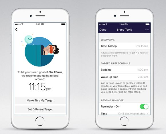 New Fitbit feature will remind you to be an adult and go to sleep already