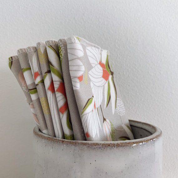 3ply Magnolia Paperless Towel Reusable Paper Towel Etsy Reusable Paper Towels Paperless Towels Cloth Paper Towels
