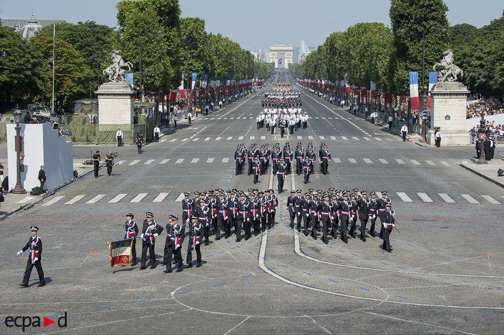 parade de la bastille (instrumental version)