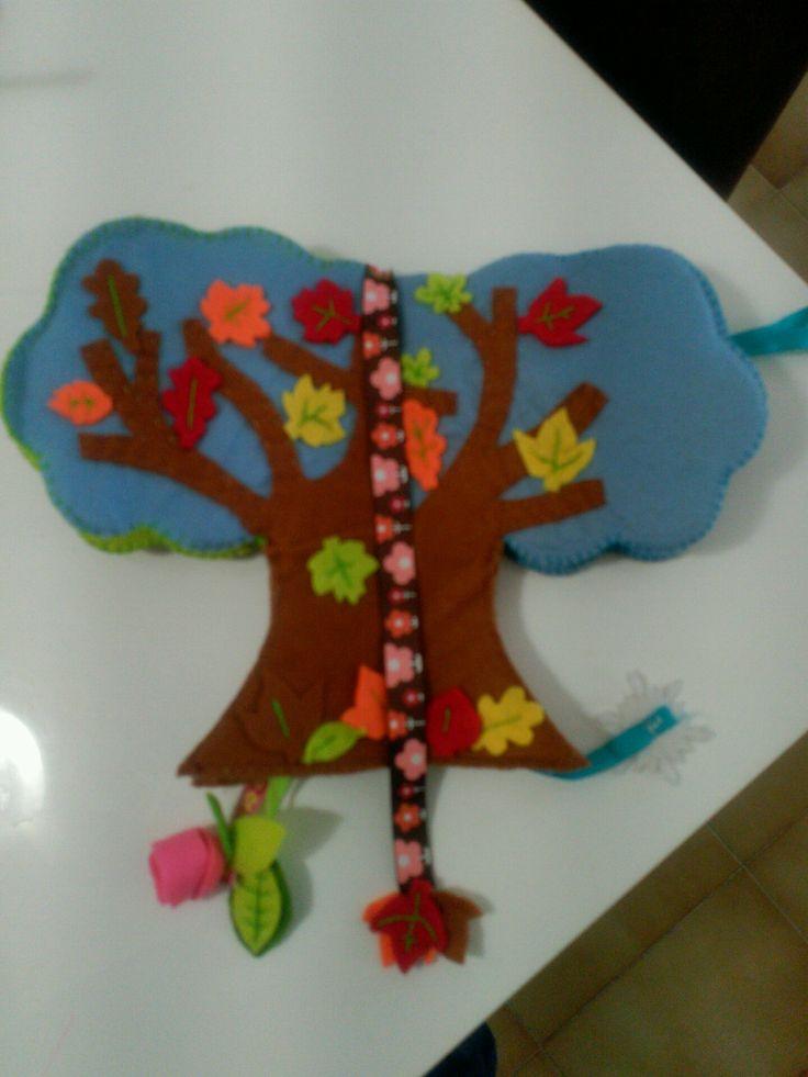 arbre feltre (estacions - tardor)