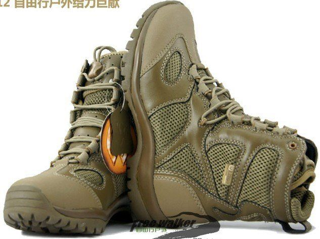 BLACK HAWK > Light Assault High Help U.S. Military Boots/Tactical Boots/Light Desert Boots.