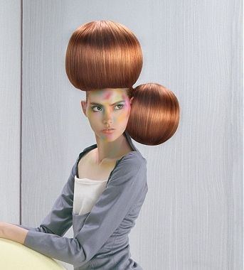 Stupendous 1000 Images About Weird Hairstyles On Pinterest Weird Hairstyles For Men Maxibearus