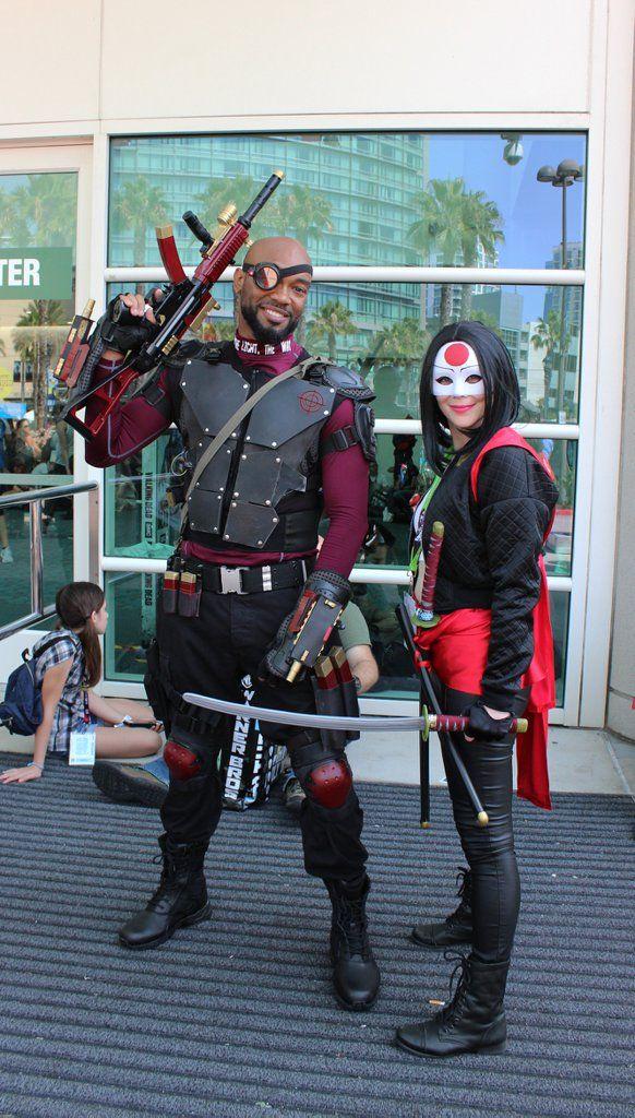 Deadshot and Katana — Suicide Squad