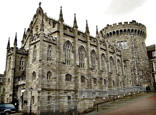 Dublin Castle....