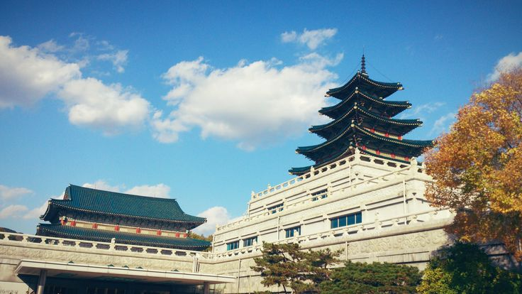 Gyeongbokgung Palace - Sajik-ro, Jongno-gu, Seoul, South Korea