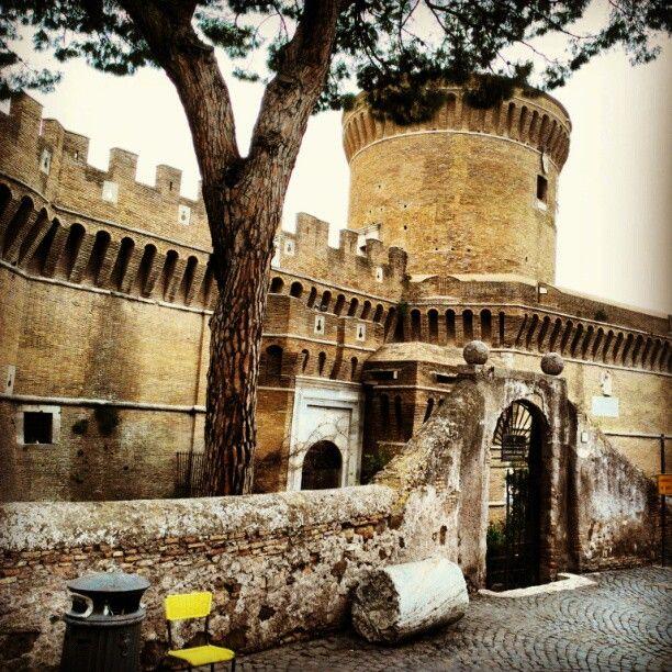 Castello di Giulio II, Ostia Antica (Rome)