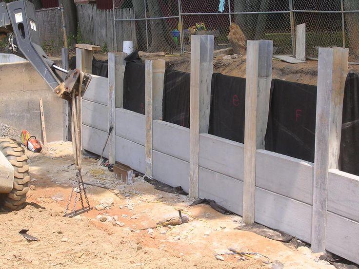 Bildergebnis F 252 R Cheap Retaining Wall Ideas Selber Bauen