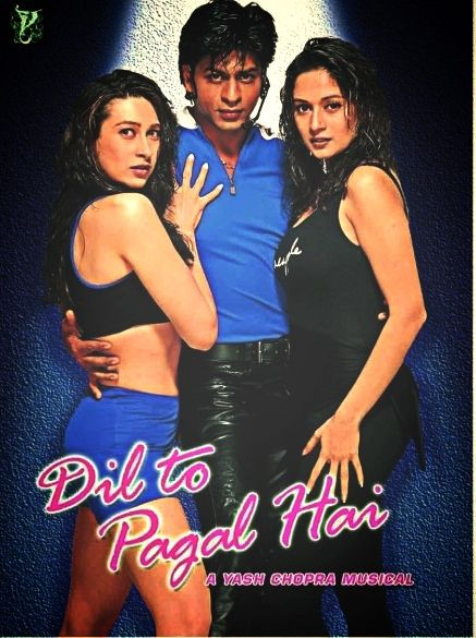 Dil To Pagal Hai (1997) - Watch Hindi Movies Online Free
