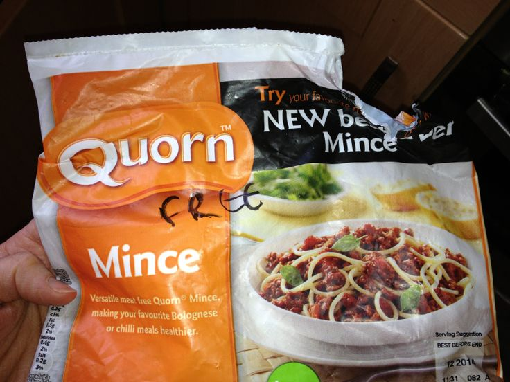 Free on all plans at Slimming World - I love Quorn!