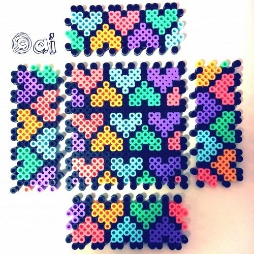 17 best images about hama bead boxes perler bead box perler beads pattern de com