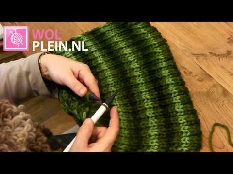 Hoe kun je snel een warme col sjaal breien? - Instructies - Weethetsnel.nl