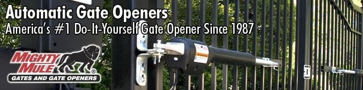 FM502 Mighty Mule Automatic Gate Opener