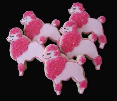 Bake at 350: The return of the pink poodle