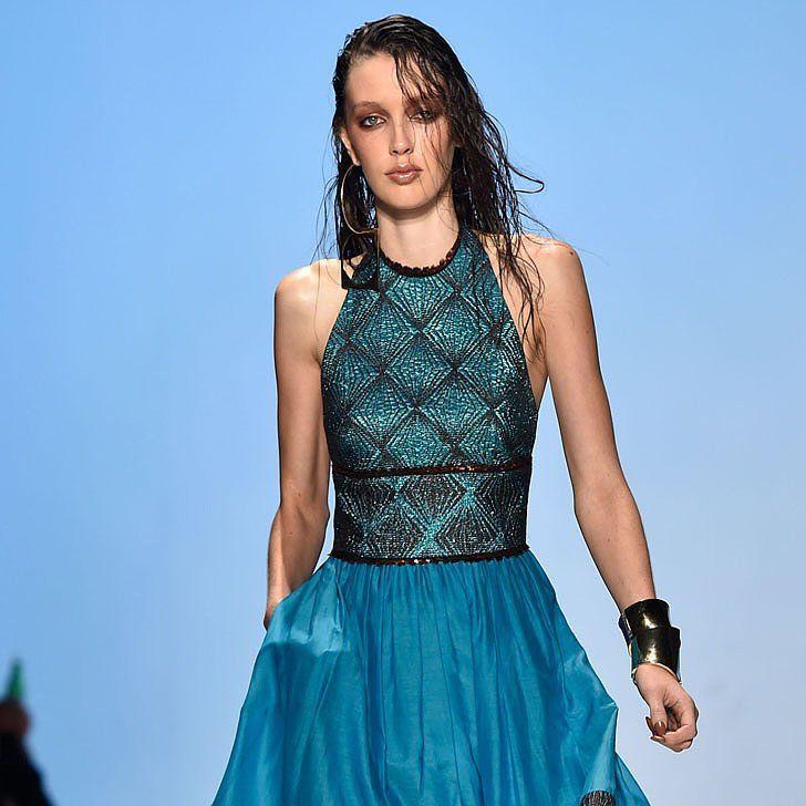 Jayson Brunsdon Spring Summer 2014 2015 Fashion Week Show ...