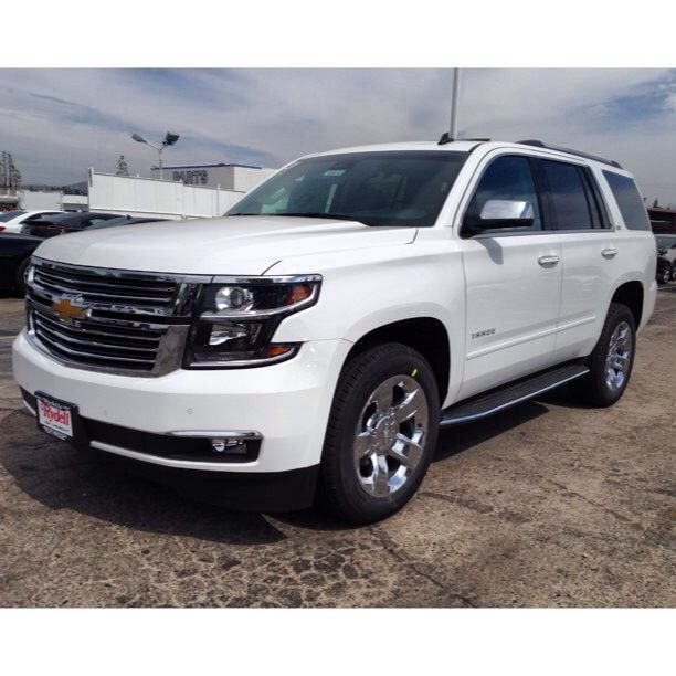 2013 Chevrolet Tahoe Ltz For Sale: 2015 Brand New Body Style Chevy Chevrolet Tahoe! Rydell