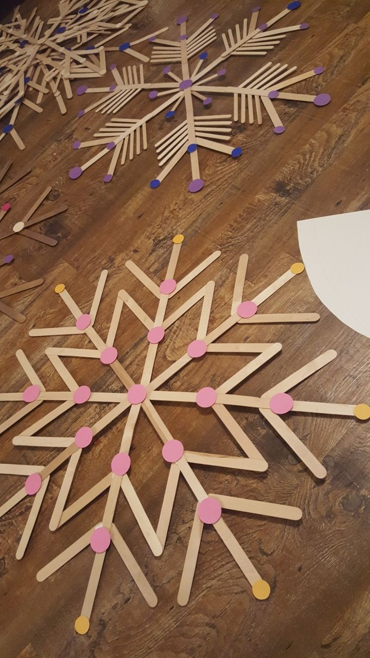 25 best christmas craft images on Pinterest | Snowflakes, Xmas and ...