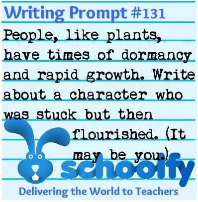 best writing prompts ela schoolfy images a potentially self reflective writing prompt for spring writingprompts journaling schoolfy