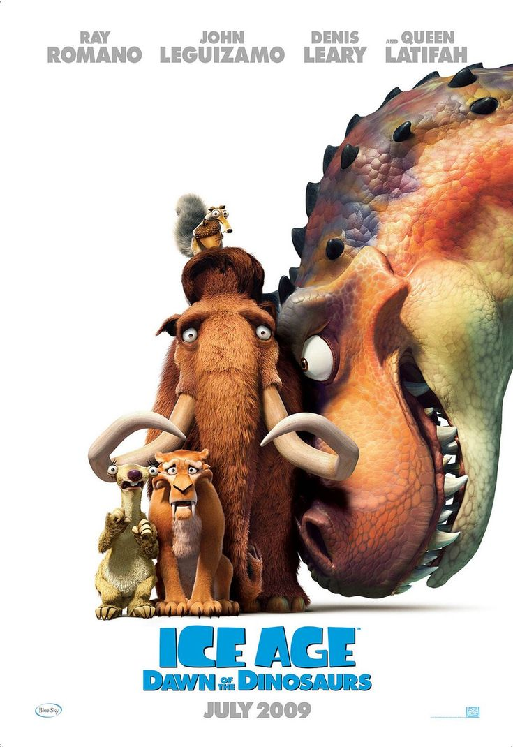 Ice age 3 dawn of the dinosaurs 2009