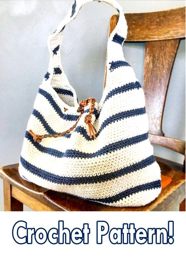 Crochet Bag Roundup! | Crochet | Pinterest