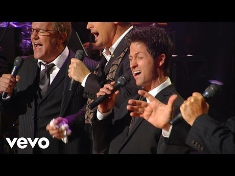 Bill & Gloria Gaither - He Touched Me [Live] ft. Gaither Vocal Band - YouTube