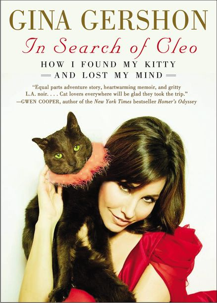 In Search of Cleo: In this personal, quirky memoir, Gina reflects on the various cats that have been a part of her life and how they were analogues to her relationships with men, as well as her finding unconditional love in unexpected places. Rife with humor and no-holds-barred honesty, In Search of Cleo is an account of a single girl's travails in search of her cat, love, and some sanity.