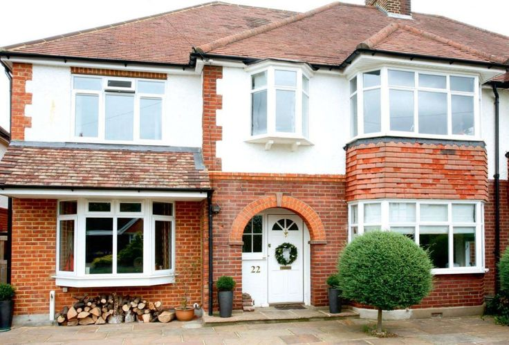 Julie and richard sawyer extended their home to increase for Garage extension designs