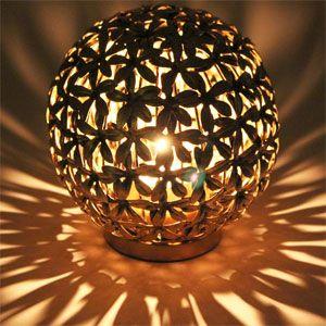 Flower Orb T-light Holder Rs 1199/- http://www.tajonline.com/gifts-to-india/gifts-HVI04.html?aff=pint2014/