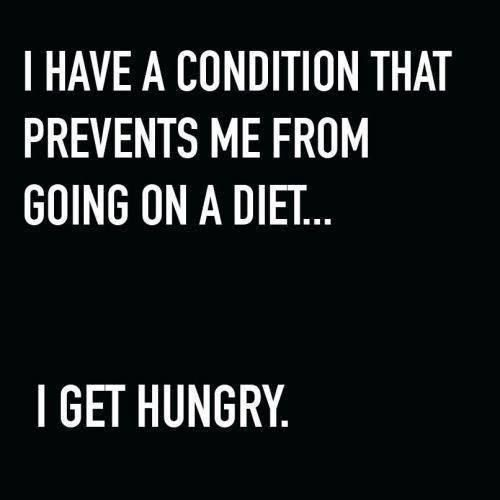 I Have A Condition…