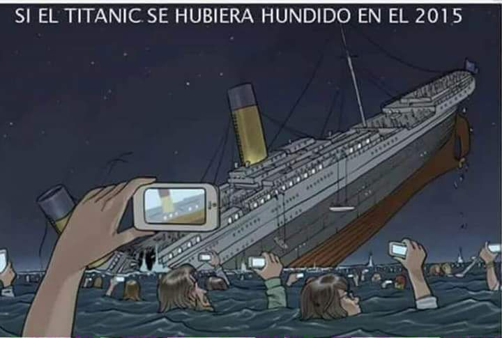 humor hundimiento titanic 2015
