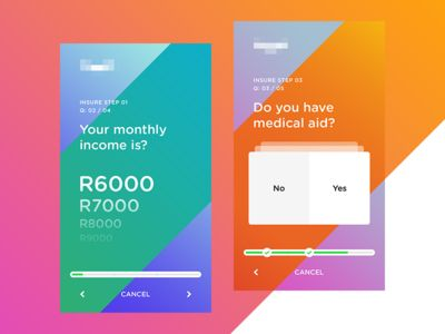 Insure & Invest App