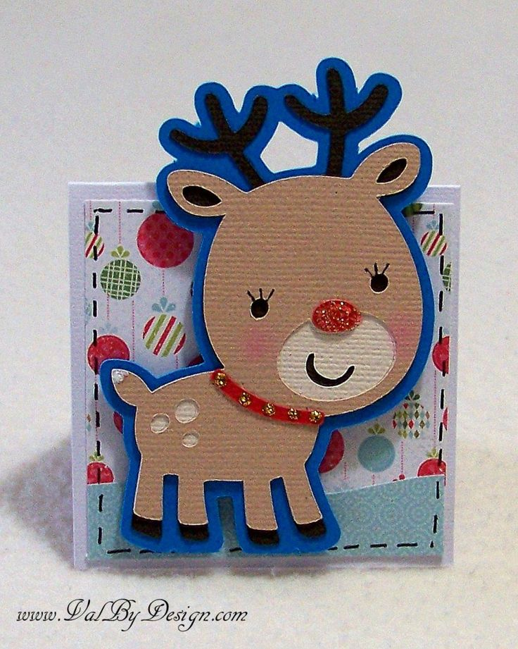 Cricut's Create a Critter 2 Christmas